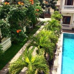 Отель Green Field Villas Хойан бассейн фото 2