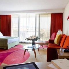 Radisson Blu Hotel, Nice 4* Стандартный номер с различными типами кроватей фото 12