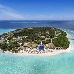 Отель Emerald Maldives Resort & Spa - Platinum All Inclusive Мальдивы, Медупару - отзывы, цены и фото номеров - забронировать отель Emerald Maldives Resort & Spa - Platinum All Inclusive онлайн пляж фото 2
