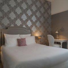 Отель The Originals Boutique, Hôtel Le Londres, Saumur (Qualys-Hotel) Франция, Сомюр - отзывы, цены и фото номеров - забронировать отель The Originals Boutique, Hôtel Le Londres, Saumur (Qualys-Hotel) онлайн комната для гостей фото 5