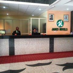 Отель Jades Hotels интерьер отеля