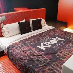 Отель KRON Мехико комната для гостей фото 4