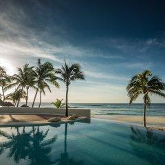 Отель Mahekal Beach Resort бассейн фото 2