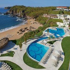Отель Secrets Huatulco Resort & Spa бассейн фото 2