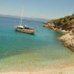 Akkent Garden Hotel пляж фото 2