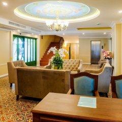 Siri Heritage Bangkok Hotel интерьер отеля