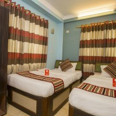 Отель OYO 145 Sirahali Khusbu Hotel & Lodge Непал, Катманду - отзывы, цены и фото номеров - забронировать отель OYO 145 Sirahali Khusbu Hotel & Lodge онлайн комната для гостей