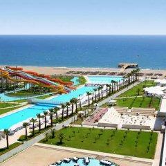 Kervansaray Kundu Beach Hotel Турция, Кунду - 5 отзывов об отеле, цены и фото номеров - забронировать отель Kervansaray Kundu Beach Hotel онлайн пляж