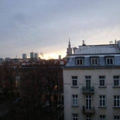 Отель Apartamenty Fryderyk Польша, Варшава - отзывы, цены и фото номеров - забронировать отель Apartamenty Fryderyk онлайн балкон