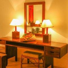 Отель Mamas Coral Beach Hotel & Restaurant Шри-Ланка, Хиккадува - отзывы, цены и фото номеров - забронировать отель Mamas Coral Beach Hotel & Restaurant онлайн удобства в номере