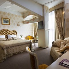 Ирис арт Отель комната для гостей