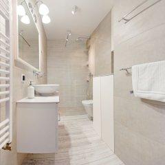 Отель Apartamenty Sun & Snow Sopocka Przystań Сопот ванная