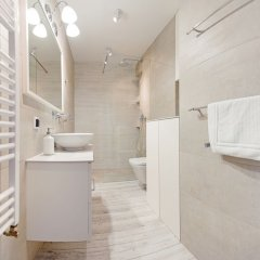 Отель Apartamenty Sun&Snow Sopocka Przystań ванная