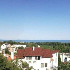 Hotel Amfora пляж