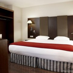Отель NH Brussels Louise комната для гостей фото 5