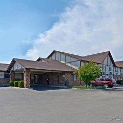 Отель Americas Best Value Inn Effingham парковка