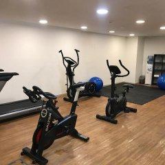 Отель Exe Almada Porto Порту фитнесс-зал фото 3