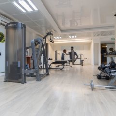 Апартаменты Kook 7 Apartment Иерусалим фитнесс-зал