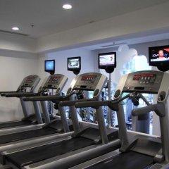 Отель Chloe Gallery фитнесс-зал фото 2