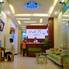 Отель Ngoc Thach Нячанг интерьер отеля