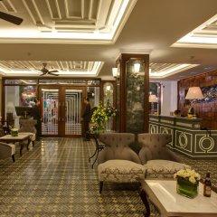 Hanoi La Siesta Hotel & Spa интерьер отеля фото 2