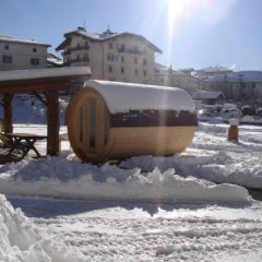 Hotel Garni Relax Фай-делла-Паганелла бассейн фото 2