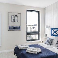 Апартаменты Lion Apartments - Blue Marina комната для гостей фото 4