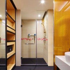 Отель Aloft Guangzhou Tianhe сейф в номере