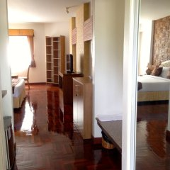 Отель Suwan Driving Range and Resort комната для гостей фото 4