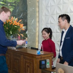 Отель Splendid Boutique Hotel Вьетнам, Ханой - 1 отзыв об отеле, цены и фото номеров - забронировать отель Splendid Boutique Hotel онлайн фото 8