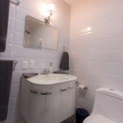 Отель Once21 Apartments Мексика, Гвадалахара - отзывы, цены и фото номеров - забронировать отель Once21 Apartments онлайн ванная фото 2