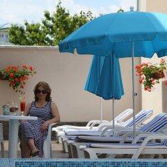 Отель Vlasta Family Hotel Болгария, Равда - отзывы, цены и фото номеров - забронировать отель Vlasta Family Hotel онлайн бассейн фото 2