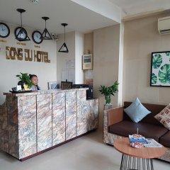 Dong Du Hotel интерьер отеля