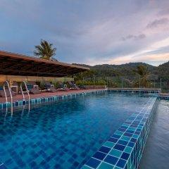 Отель Splendid Sea View Resort пляж Ката бассейн фото 2