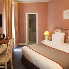 Отель Elysa Luxembourg Париж комната для гостей фото 4