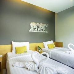 Escape De Phuket Hotel & Villa комната для гостей фото 7