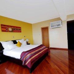 Отель Bon Voyage Нигерия, Лагос - отзывы, цены и фото номеров - забронировать отель Bon Voyage онлайн сейф в номере