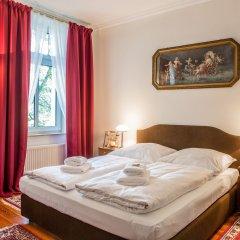 Отель Jahrhunderthotel Leipzig комната для гостей
