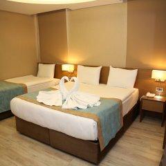 Grand Bulut Hotel & Spa Мерсин комната для гостей фото 2