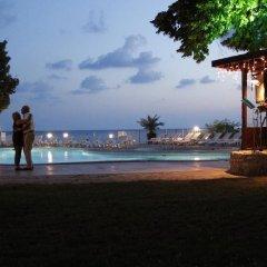 Отель Helios Болгария, Балчик - отзывы, цены и фото номеров - забронировать отель Helios онлайн бассейн фото 3