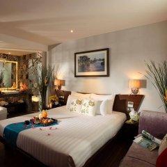 Silverland Sakyo Hotel & Spa Хошимин комната для гостей фото 5
