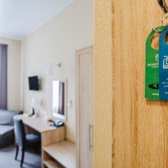 Невский Гранд Energy Отель 3* Стандартный номер с двуспальной кроватью фото 29