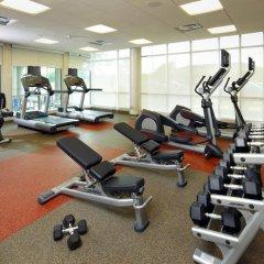 Отель SpringHill Suites by Marriott Columbus OSU фитнесс-зал