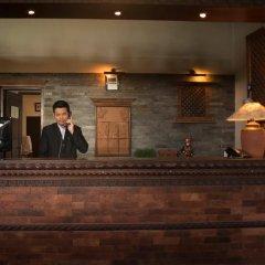 Отель Club Himalaya Непал, Нагаркот - отзывы, цены и фото номеров - забронировать отель Club Himalaya онлайн интерьер отеля