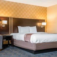 Отель Quality Inn & Suites Mall of America - MSP Airport США, Блумингтон - отзывы, цены и фото номеров - забронировать отель Quality Inn & Suites Mall of America - MSP Airport онлайн комната для гостей фото 2