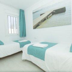 Отель Apartamentos Habitat комната для гостей фото 2