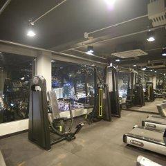 Gu Hotel фитнесс-зал фото 4