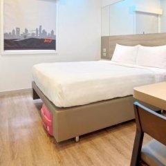 Отель Red Planet Bangkok Surawong 3* Стандартный номер с различными типами кроватей фото 10