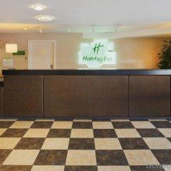 Отель Holiday Inn Manchester West Солфорд интерьер отеля