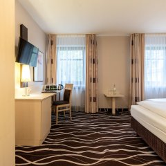 Отель Demas Garni Германия, Унтерхахинг - отзывы, цены и фото номеров - забронировать отель Demas Garni онлайн удобства в номере